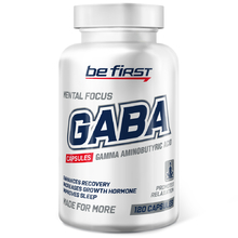 GABA Capsules 120 капсул от Be First