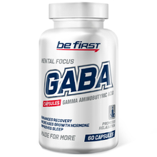 GABA Capsules 60 капсул от Be First