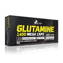 Olimp L- Glutamine Mega Caps 120
