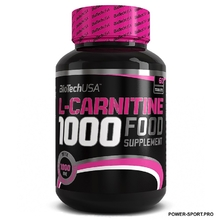 L-Carnitine 1000 Bio Tech 60 tab