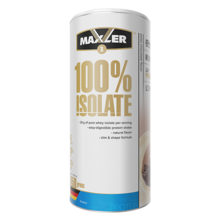 Maxler 100 % Whey protein Isolate (450 г.)