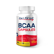 BCAA Capsules 120 капсул от Be First
