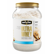 Ultra Whey lactose free 900g