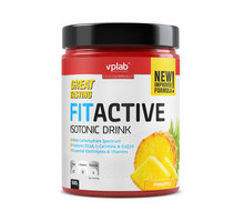 VPLab FitActive Isotonic Drink 500 g Ананас