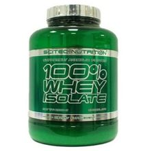 SN 100% Whey Isolate 2000g