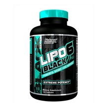 Lipo-6 Black Hers Ultra Concentrate Nutrex 120 капс
