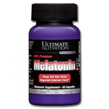 100% Premium Melatonin 60 капс